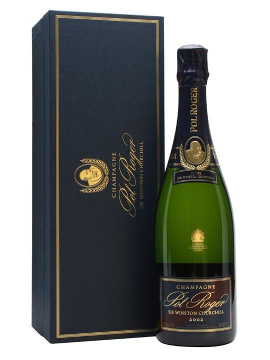 Pol Roger 2002 Champagne / Sir Winston Churchill