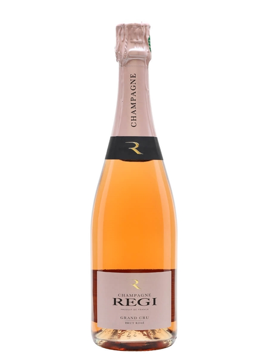 Regi Brut Rose Grand Cru NV Champagne