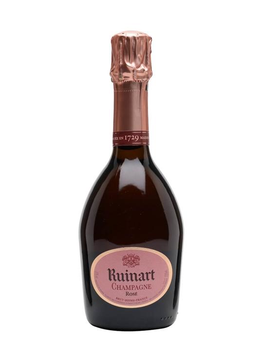 Ruinart Rose Champagne / Half-Bottle