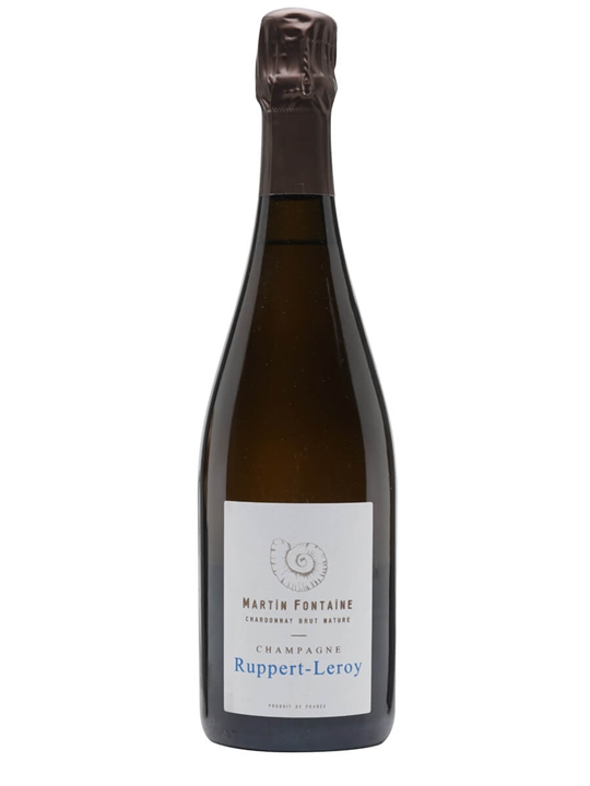 Ruppert Leroy Martin Fontaine Champagne / Brut Nature