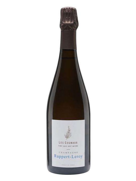 Ruppert Leroy Les Cognaux Champagne / Brut Nature