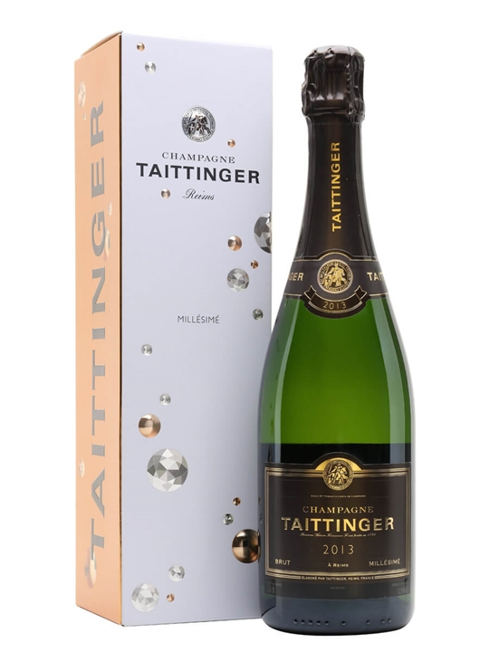 Taittinger Vintage 2013 Champagne / Gift Box
