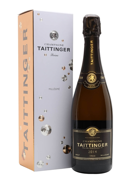 Taittinger Vintage 2014 Champagne / Gift Box