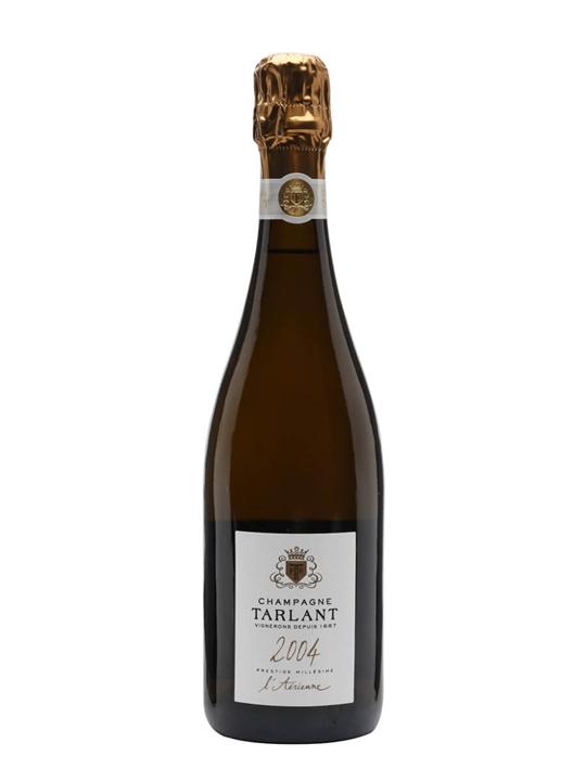 Tarlant L'Aerienne 2004 Brut Nature Champagne