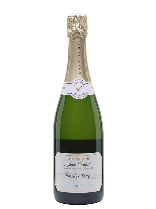 Jean Velut Premier Temps Brut NV Champagne