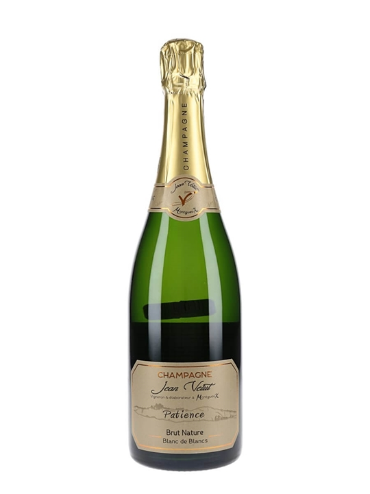 Jean Velut Patience Blanc de Blancs Brut Nature Champagne