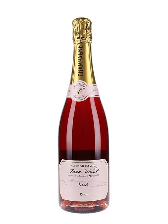 Jean Velut Rose Saignee Brut Champagne
