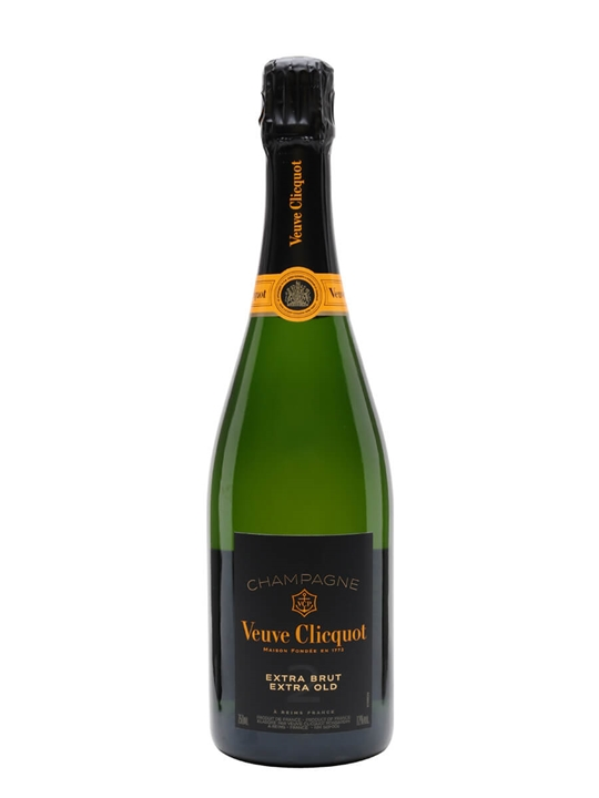 Veuve Clicquot Extra Old Champagne / Extra Brut