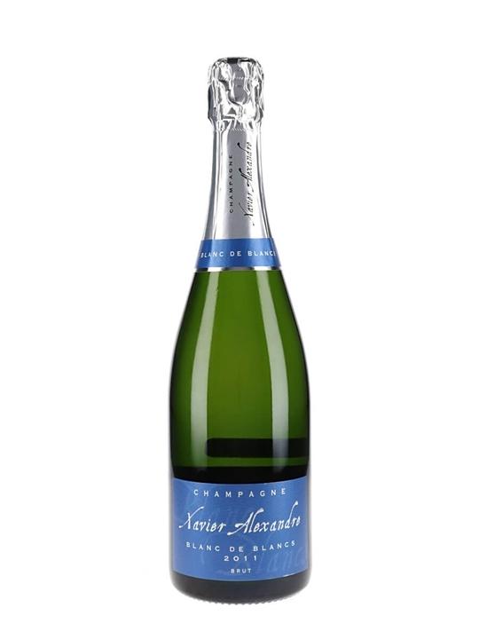 Xavier Alexandre Blanc de Blancs 2011 Champagne