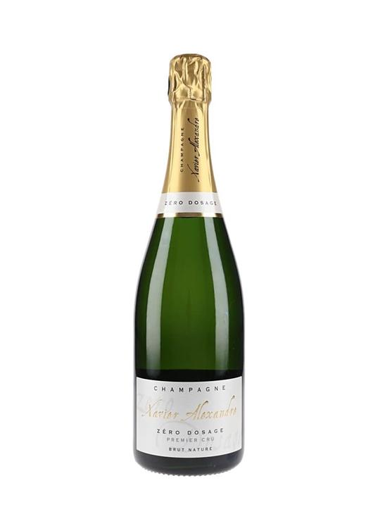Xavier Alexandre Zero Dosage Brut Nature NV Champagne