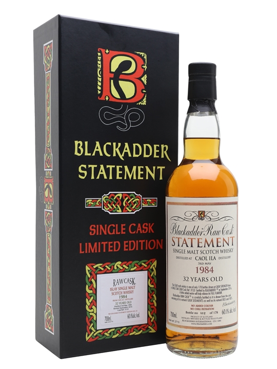 Caol Ila 1984 / 32 Year Old / Statement No.23 Islay Whisky