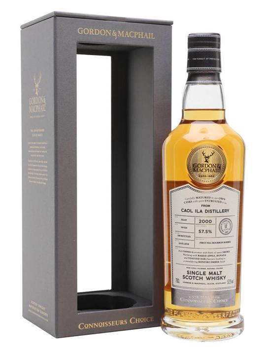 Caol Ila 2000 / 17 Year Old / Connoisseurs Choice Islay Whisky