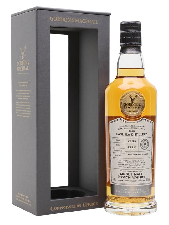 Caol Ila 2003 / 14 Year Old / Connoisseurs Choice Islay Whisky