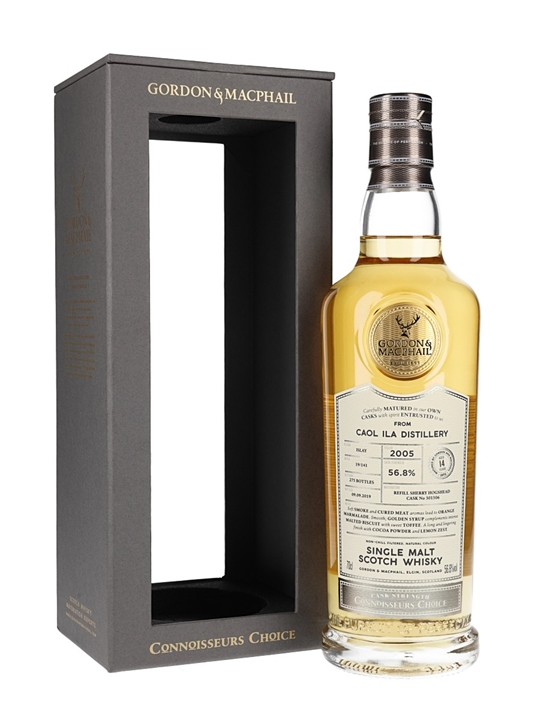 Caol Ila 2005 / 14 Year Old / Connoisseurs Choice Islay Whisky
