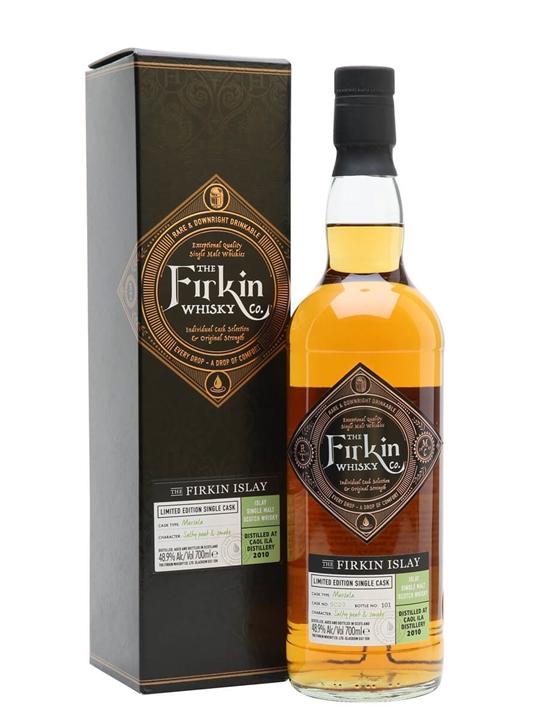 Caol Ila 2010 / The Firkin Islay Islay Single Malt Scotch Whisky