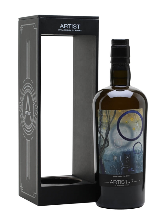 Caol Ila 1995 / 20 Year Old / Artist #7 / LMDW Islay Whisky