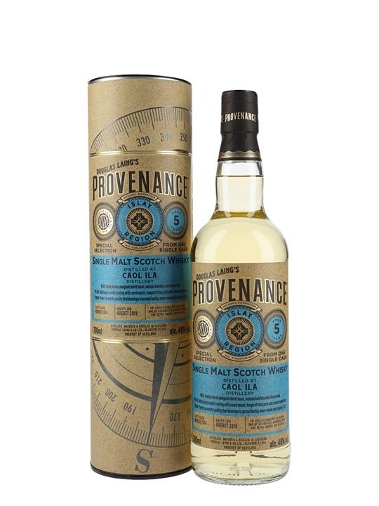 Caol Ila 2014 / 5 Year Old / Provenance Islay Whisky