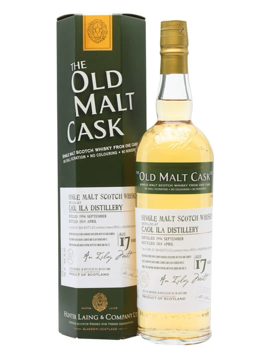 Caol Ila 1996 / 17 Year Old / Old Malt Cask Islay Whisky