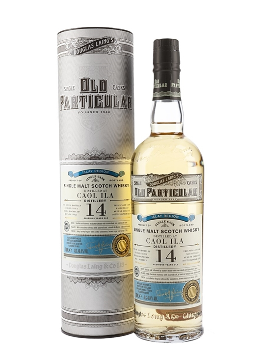 Caol Ila 2005 / 14 Year Old / Old Particular Islay Whisky