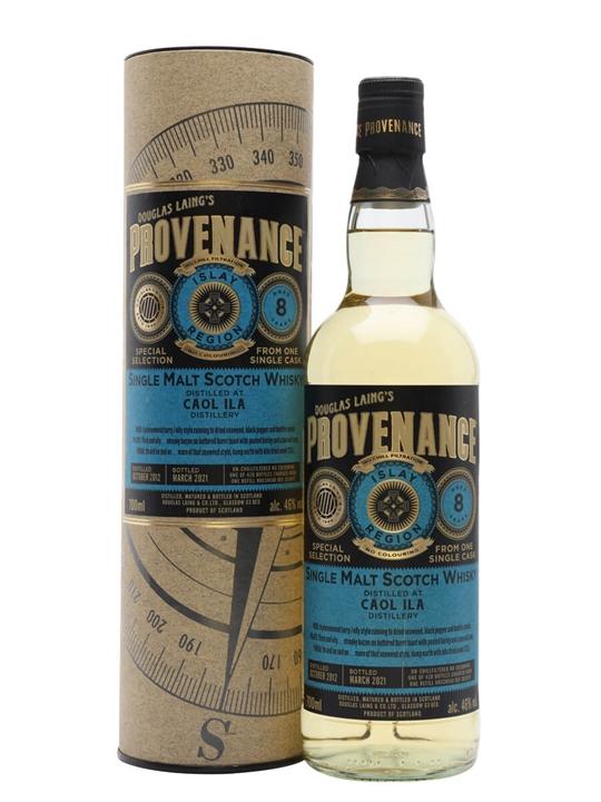 Caol Ila 2012 / 8 Year Old / Provenance Islay Whisky