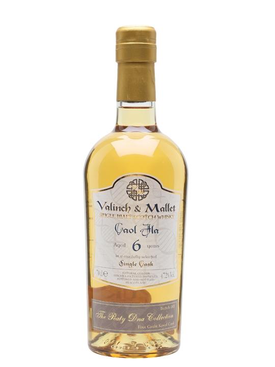 Caol Ila 2011 / 6 Year Old / Koval Cask Finish / Peaty Dna Islay Whisky