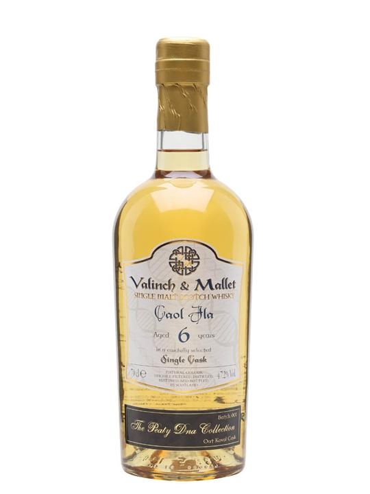 Caol Ila 2011 / 6 Year Old / Koval Oat Finish / Peaty DNA Islay Whisky