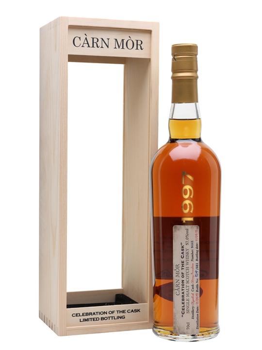 Clynelish 1997 / 20 Year Old / Sherry / Carn Mor Highland Whisky