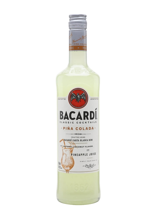 Bacardi Pina Colada / Classic Cocktails