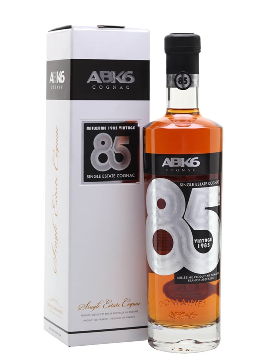 ABK6 Single Estate Cognac 1985