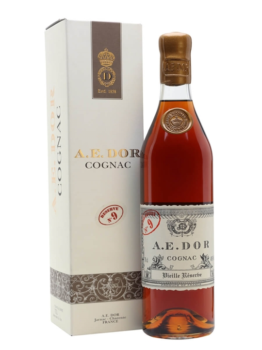 AE Dor No.9 Cognac