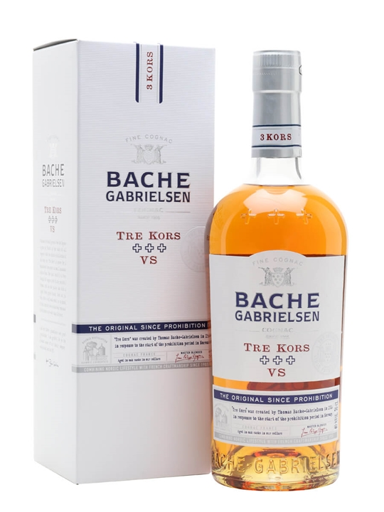 Bache Gabrielsen VS 3 Kors Cognac
