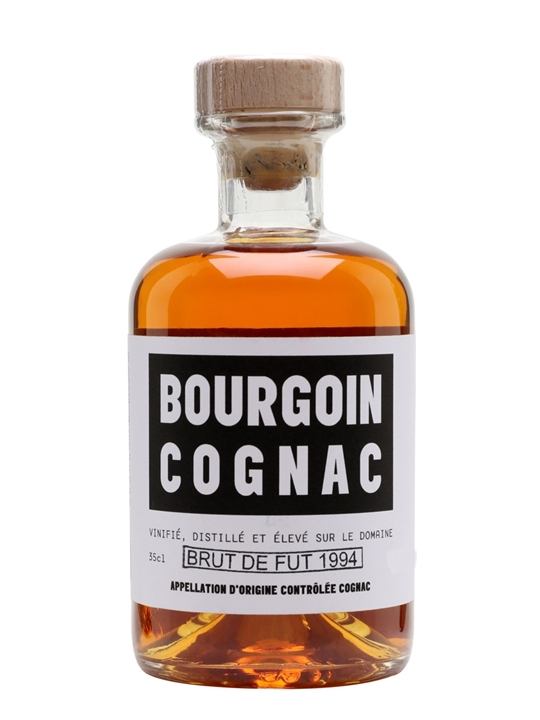 Bourgoin Xo Cognac Brut De Fut Millesime 1994