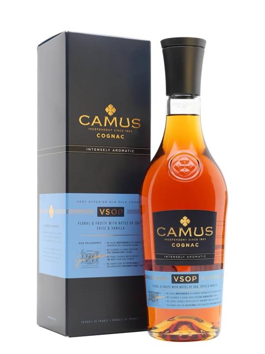 Camus Intensely Aromatic Vsop Cognac