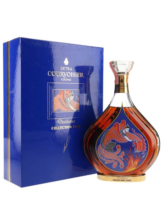 Courvoisier Erte Cognac No.3 / Distillation