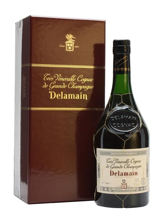 Delamain Tres Venerable Cognac / Bot.1980s