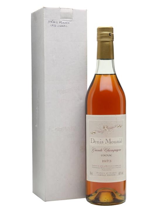 Denis-Mounié 1973 Cognac / Grande Champagne / Bot.1990