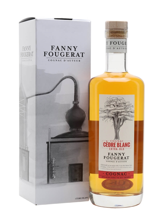 Fanny Fougerat Cedre Blanc XO Cognac