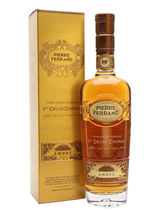 Pierre Ferrand Ambre / 1er Cru Grande Champagne Cognac