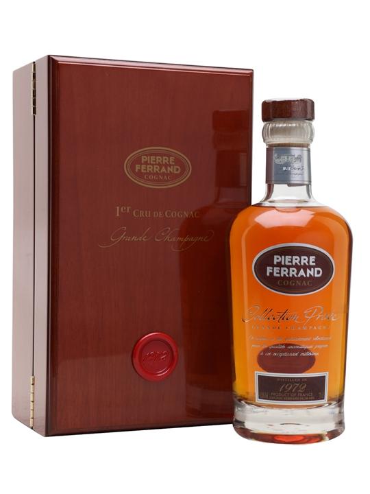 Pierre Ferrand 1972 Vintage Cognac