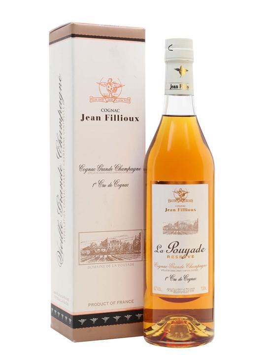 Jean Fillioux La Pouyade Cognac