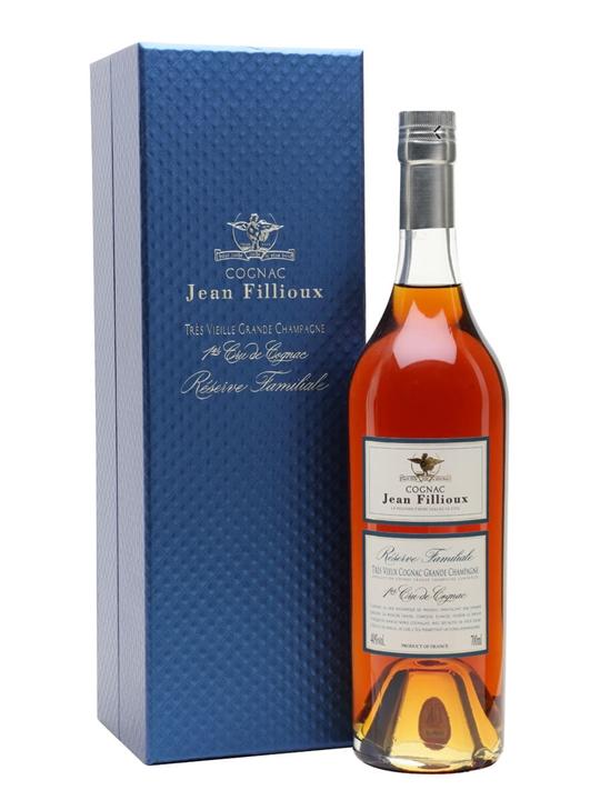 Jean Fillioux Reserve Familiale Cognac