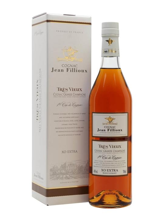 Jean Fillioux Tres Vieux XO Extra Cognac