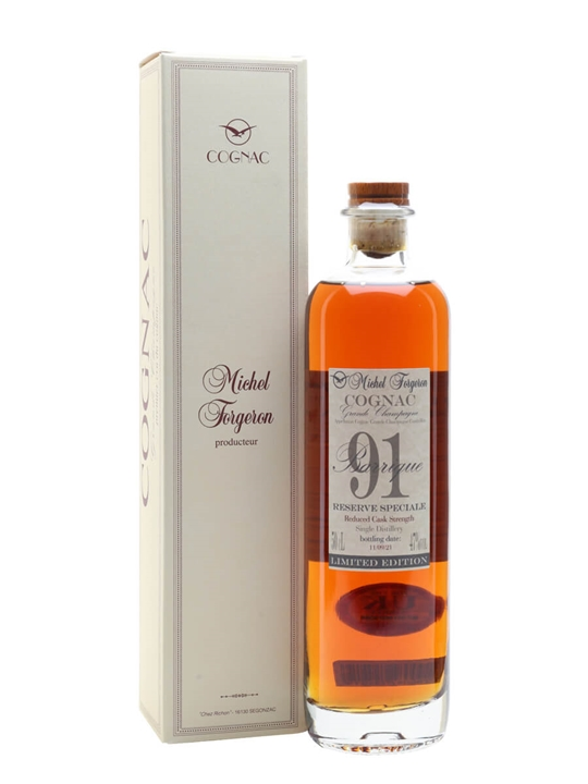 Michel Forgeron Barrique 91 Grande Champagne Cognac
