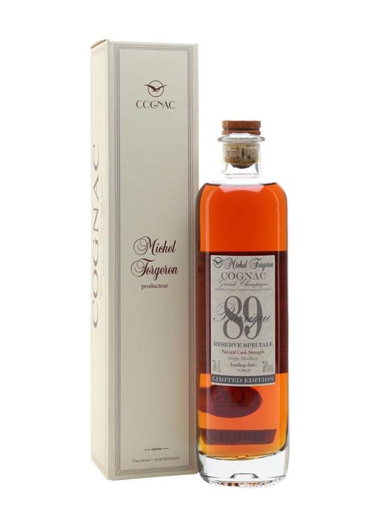 Michel Forgeron Barrique 89 Grande Champagne Cognac