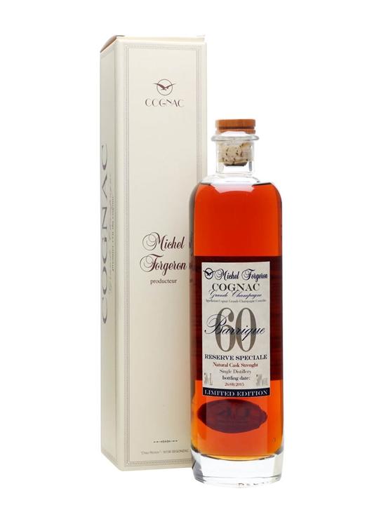 Michel Forgeron Barrique 60 Grande Champagne Cognac