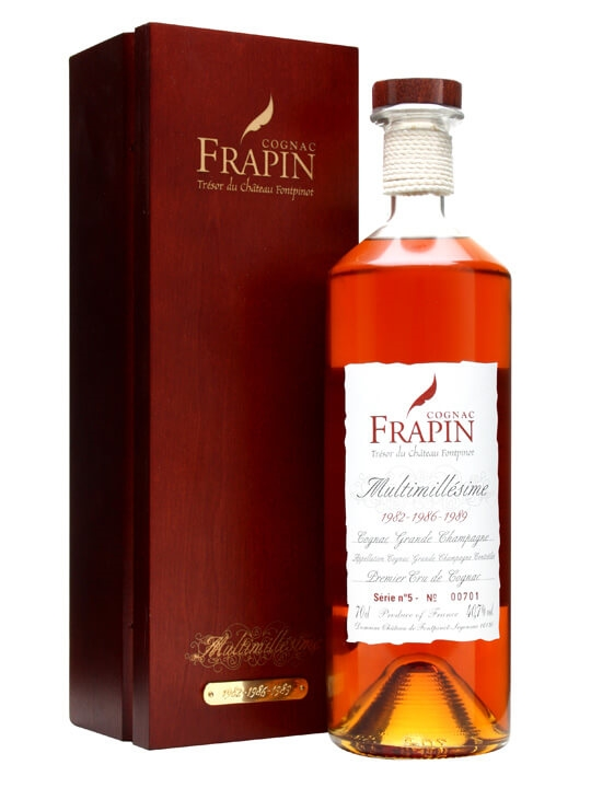 Frapin Multi Millesime No.5 / 1982-1986-1989