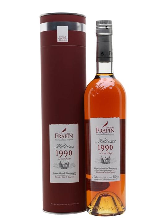 Frapin 1990 Vintage Cognac
