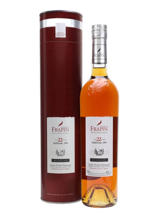 Frapin 1993 / 22 Year Old Cognac / TWE Exclusive