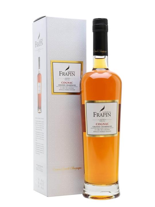 Frapin 1270 Premier Cru Grande Champagne Cognac
