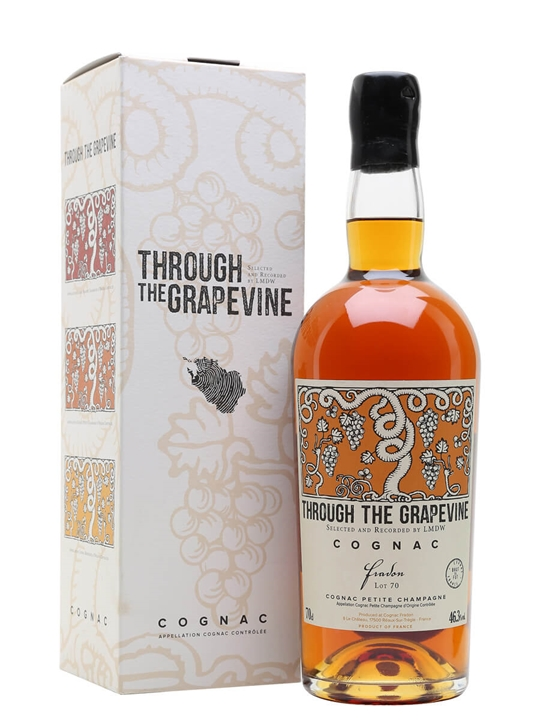 Fradon Lot 70 Cognac / Through The Grapevine